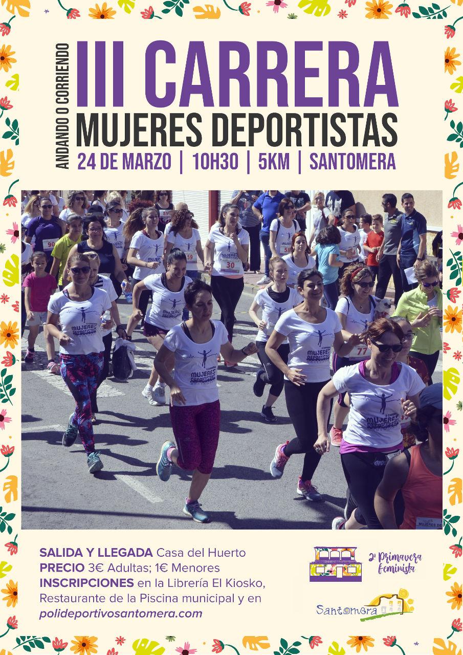 20190324.- III Carrera Mujeres Deportistas