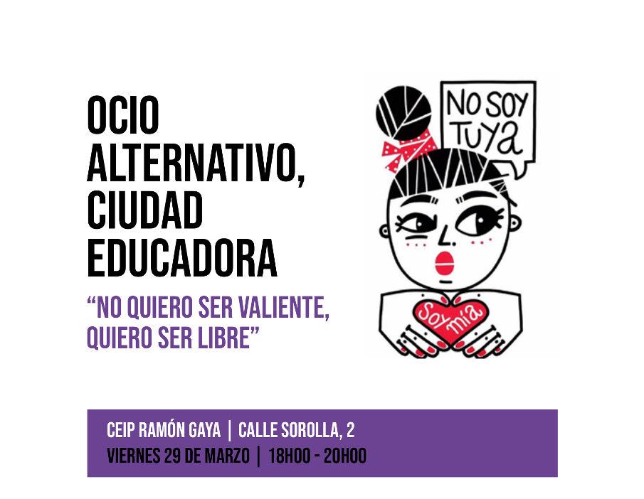 20190329.- Taller Defensa Feminista