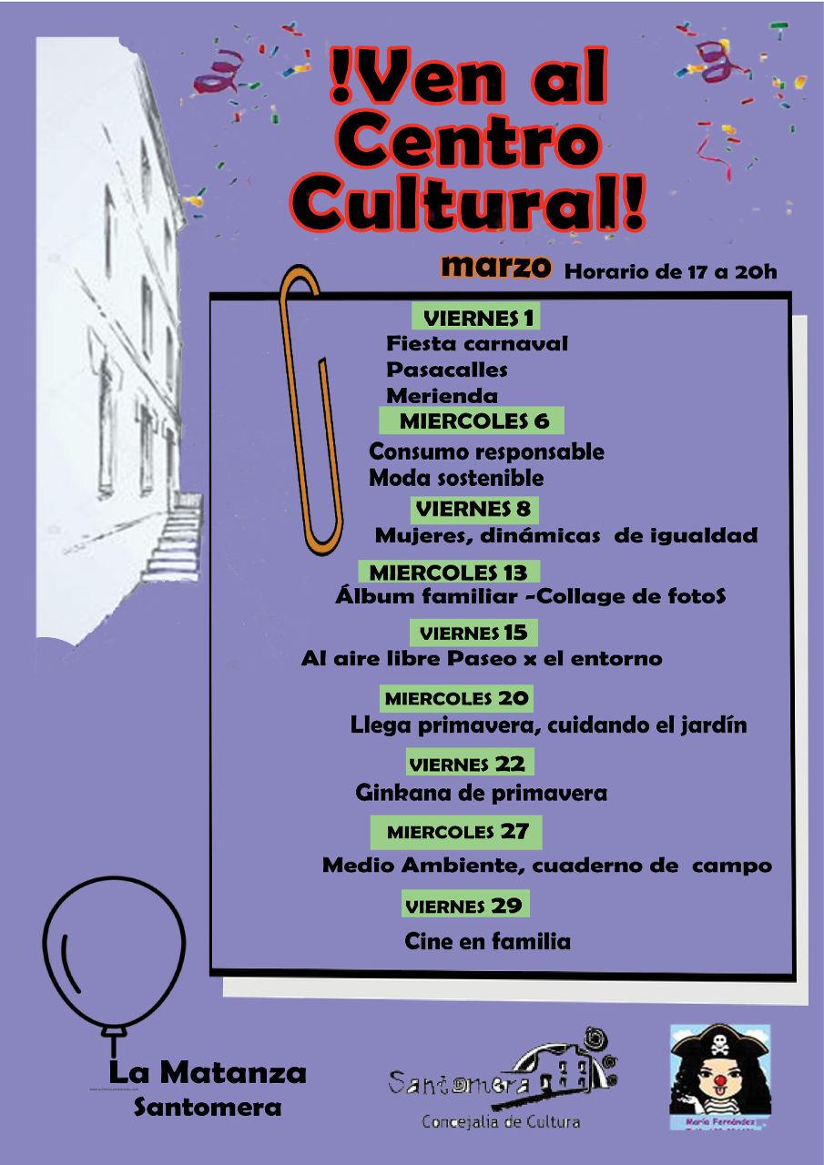 201903_Programa Centro Cultural La Matanza marzo 2019