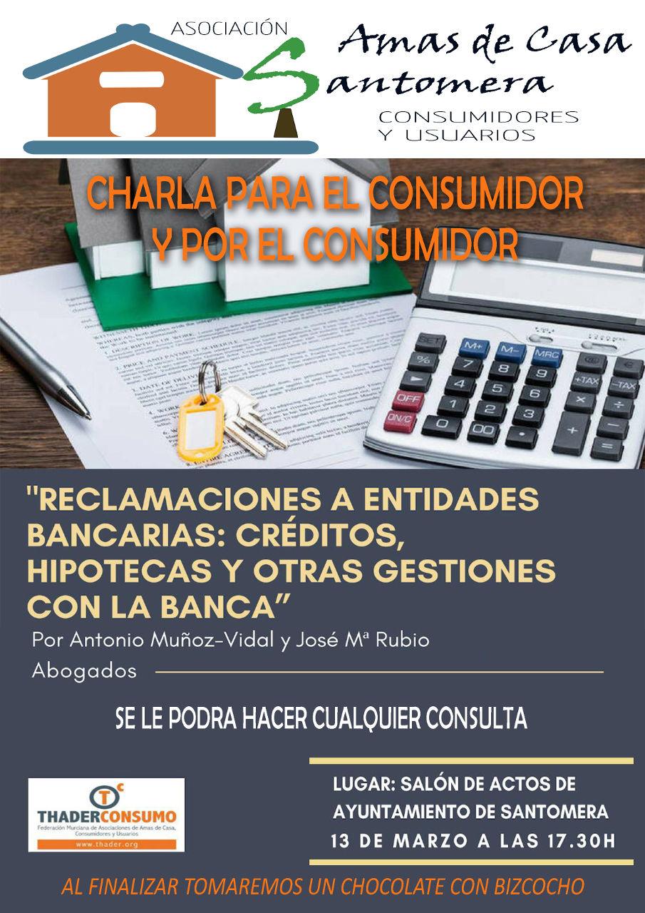 20190313.- Charla hipotecas Amas de Casa