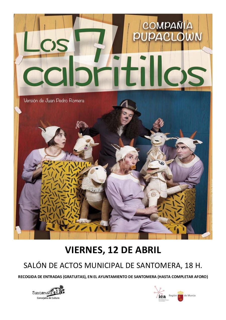 20190412.- CARTEL LOS 7 CABRITILLOS