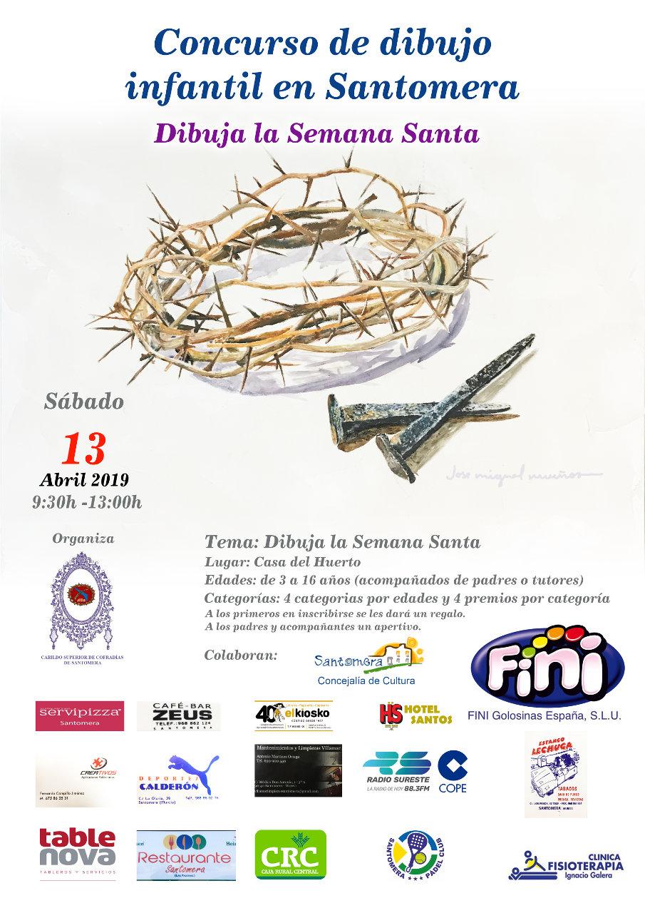 20190413.- Concurso de dibujo Semana Santa