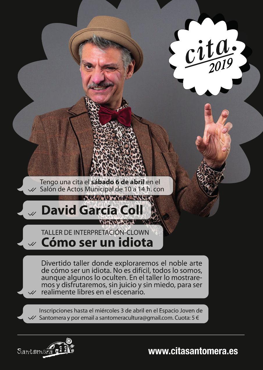 CARTEL CÓMO SER UN IDIOTA.es
