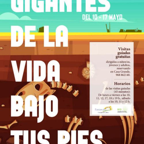 20190510_Expo GIGANTES DE LA VIDA BAJO TUS PIES
