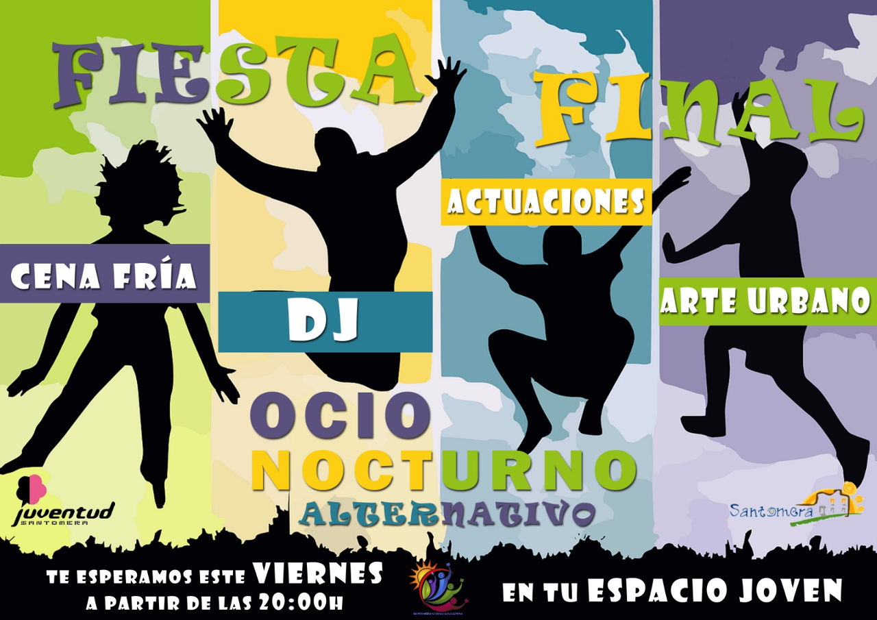 20190531.- Fiesta final ocio alternativo