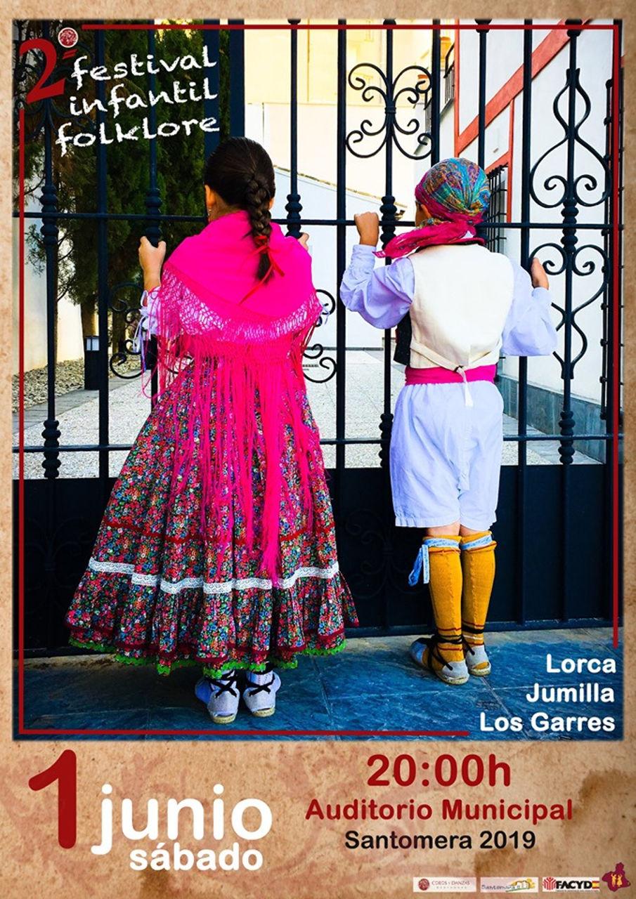 20190601.- II Festival de Folklore Infantil