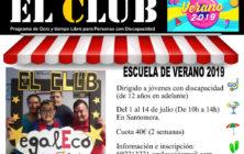 Escuela de Verano El Club 2019