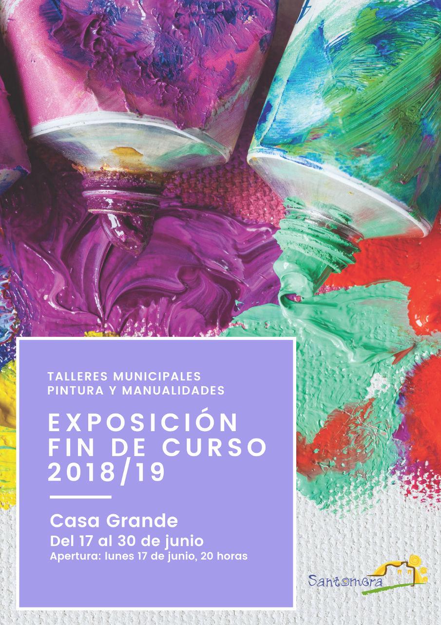 20190617_Expo taller pintura 2018_19