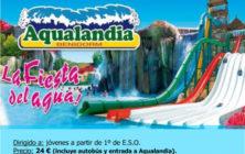20190703.- Excursion Aqualandia Benidorm