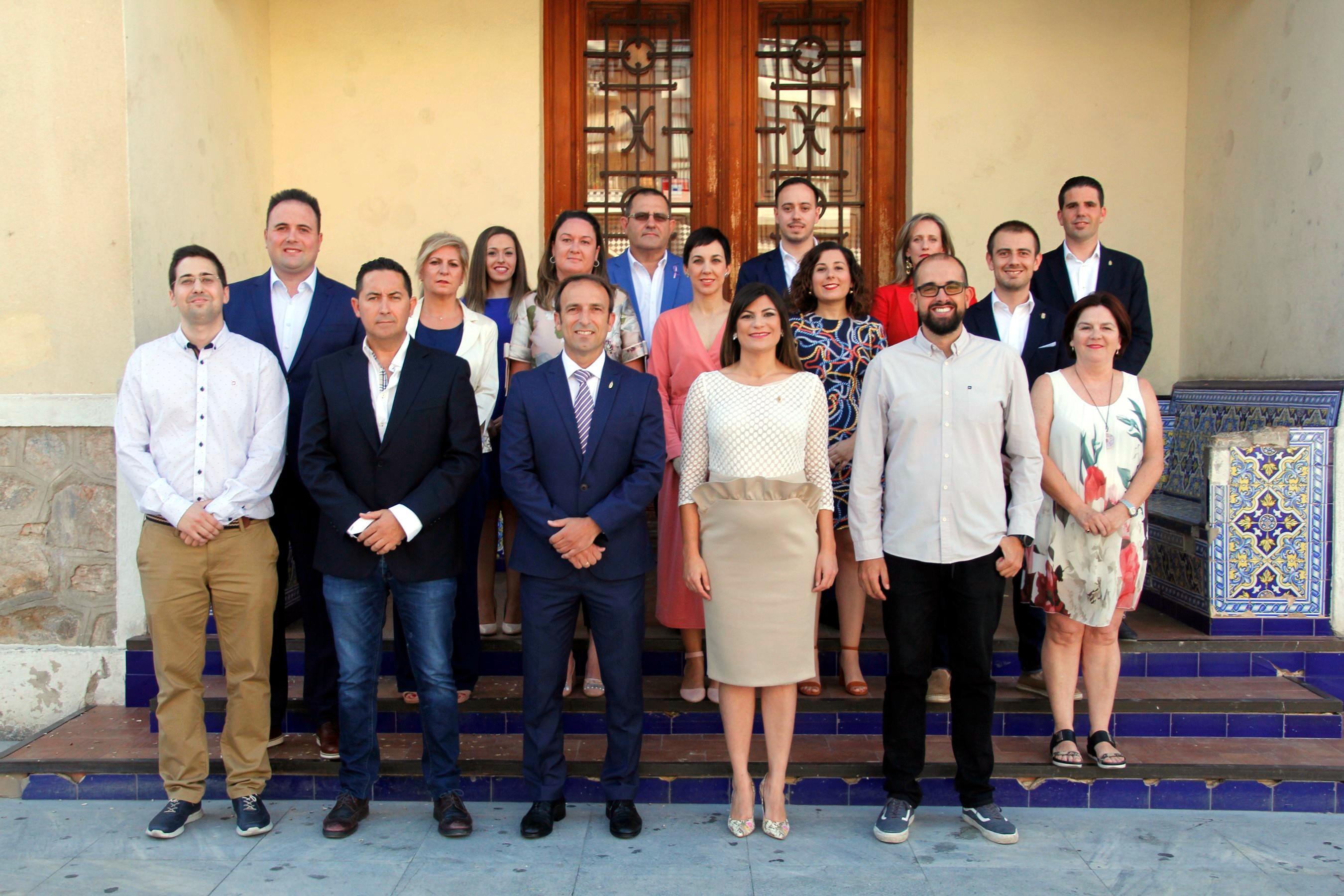 Corporacion municipal 2019-2023