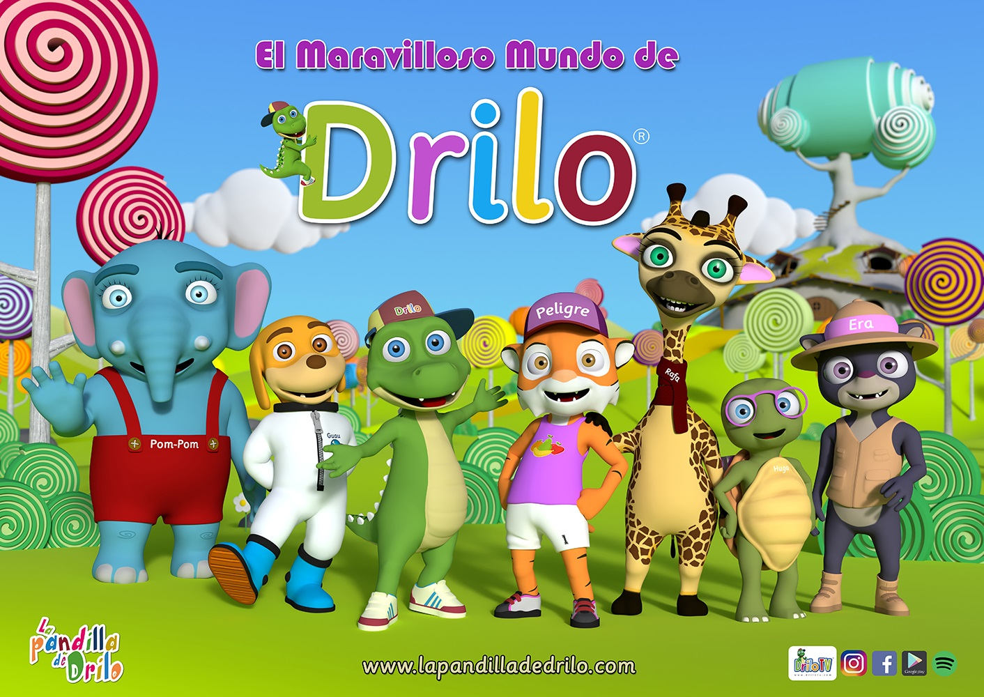CARTEL DRILO