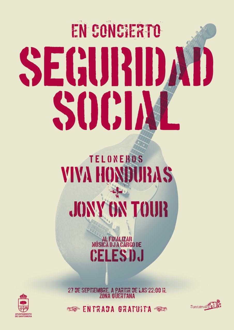 CONCIERTO SEGURIDAD SOCIAL