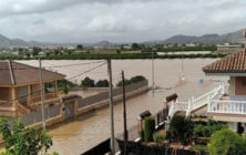 Campaña inundaciones