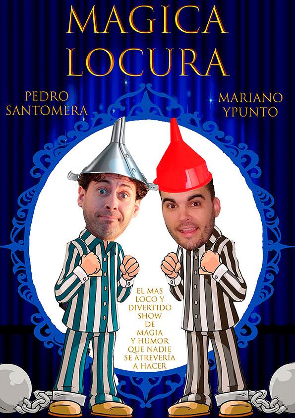 MAGICA LOCURA CASCALES