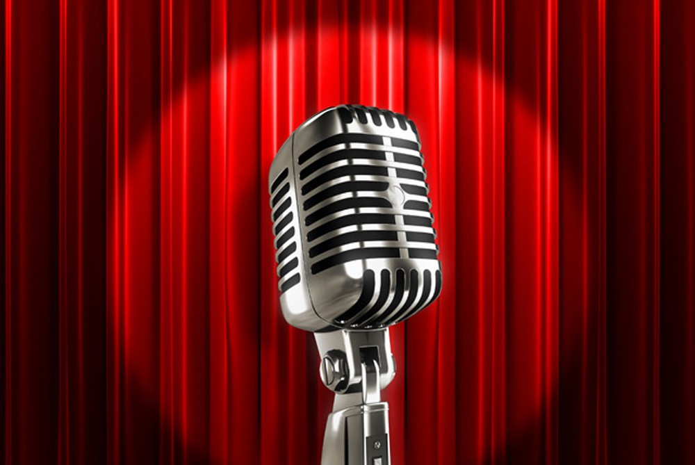 Monologos-microfono