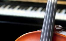 Piano y violonchelo