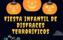 201910314.- Fiesta infantil Halloween