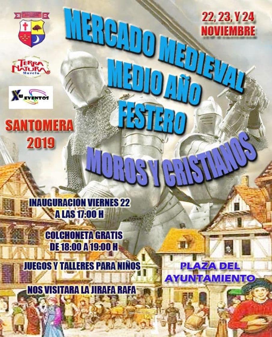 20191123.- Medio Año Moros y Cristianos