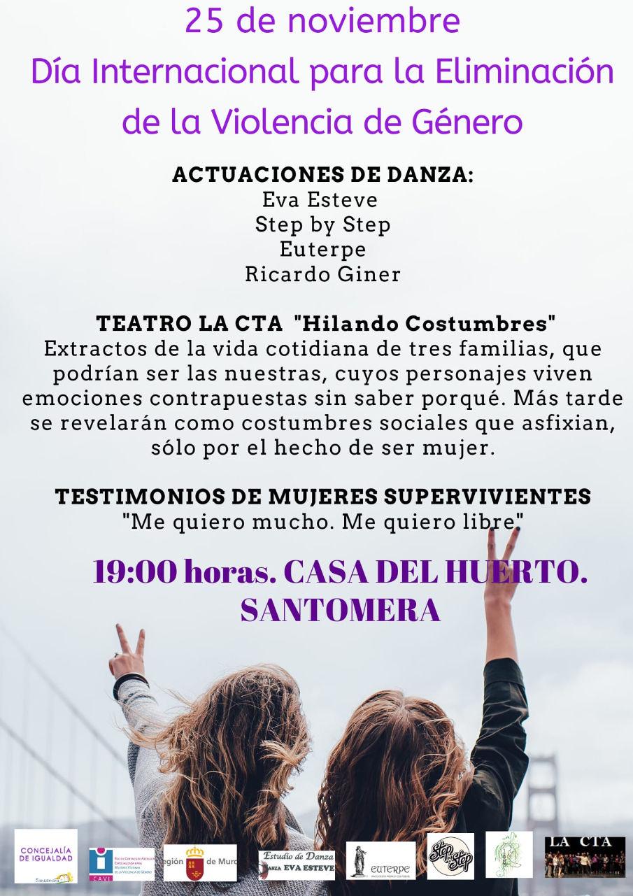 20191125.- Dia contra Violencio de Genero