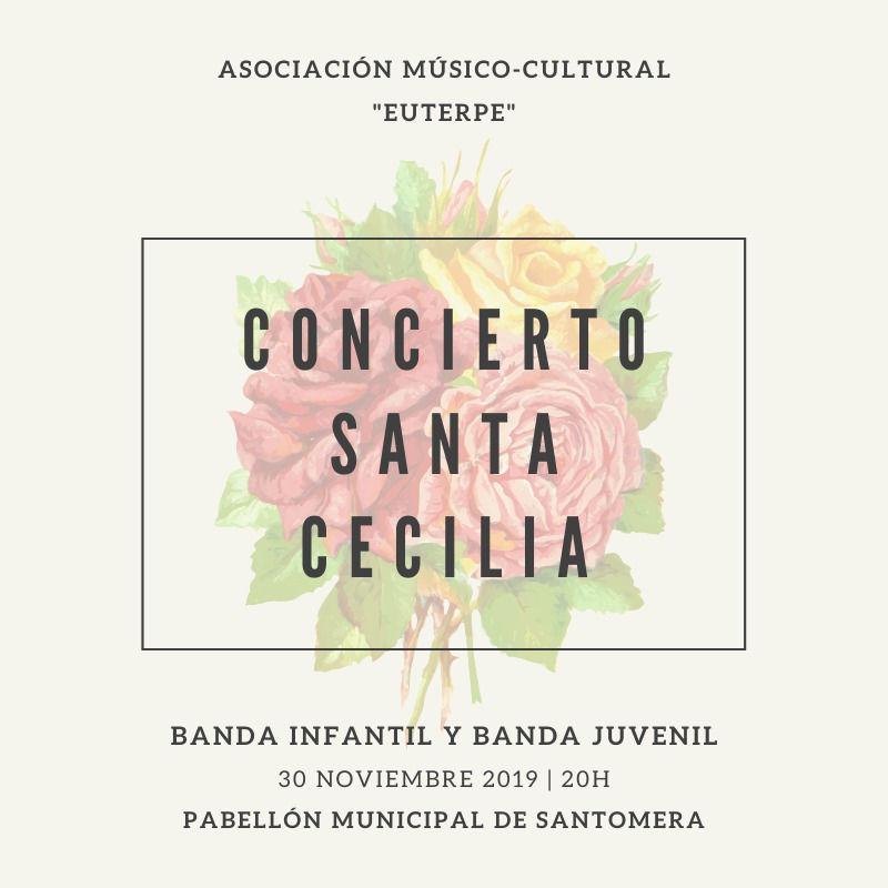 20191130.- Santa Cecilia Euterpe