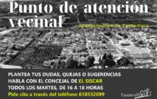 Punto de atencion vecinal_El Siscar