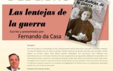 20191210.- Presentacion literaria, Las lentejas de la guerra