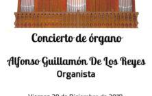 20191220.- Concierto de organo