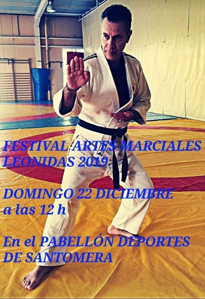 20191222_Festival benefico artes marciales