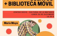 201912230.- Biblioteca movil y cuentacuentos Mario