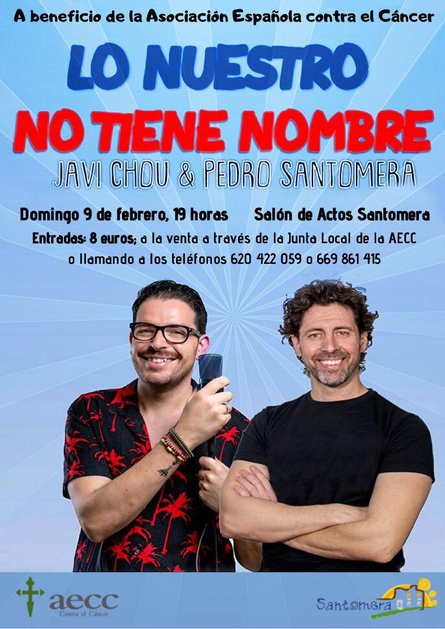 20200209_Teatro benefico AECC, Lo nuestro no tiene nombre_ok