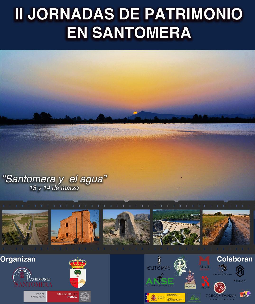 20200314_II Jornadas de Patrimonio de Santomera