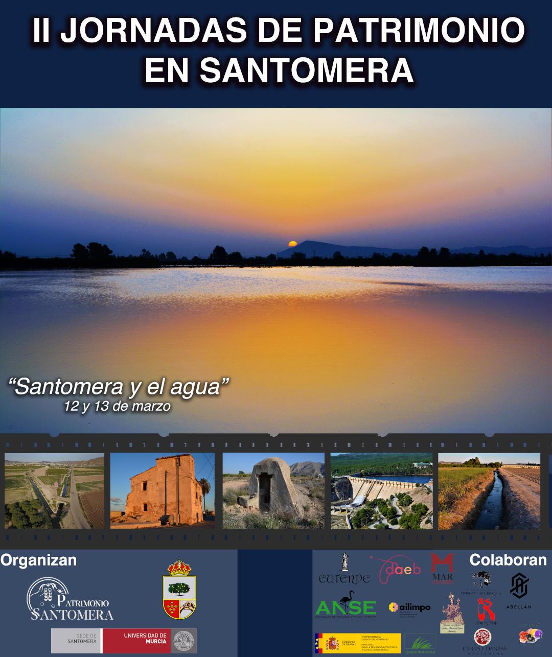 20210312_II Jornadas de Patrimonio en Santomera