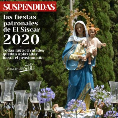 20200415_Suspension fiestas El Siscar