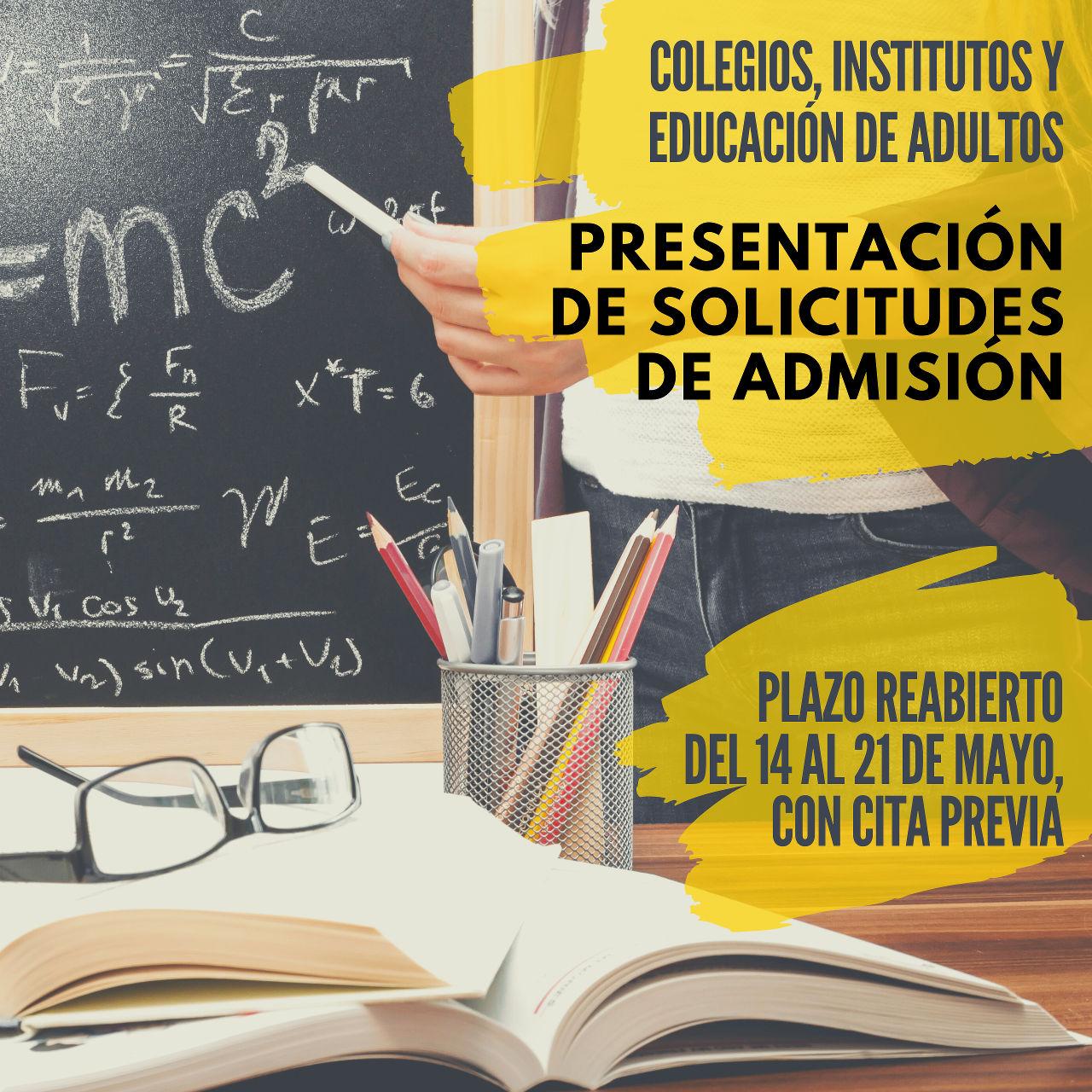 20200508_Matriculas centros educativos