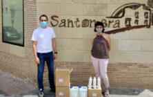 20200604_Donacion gel hidroalcoholico Aldem
