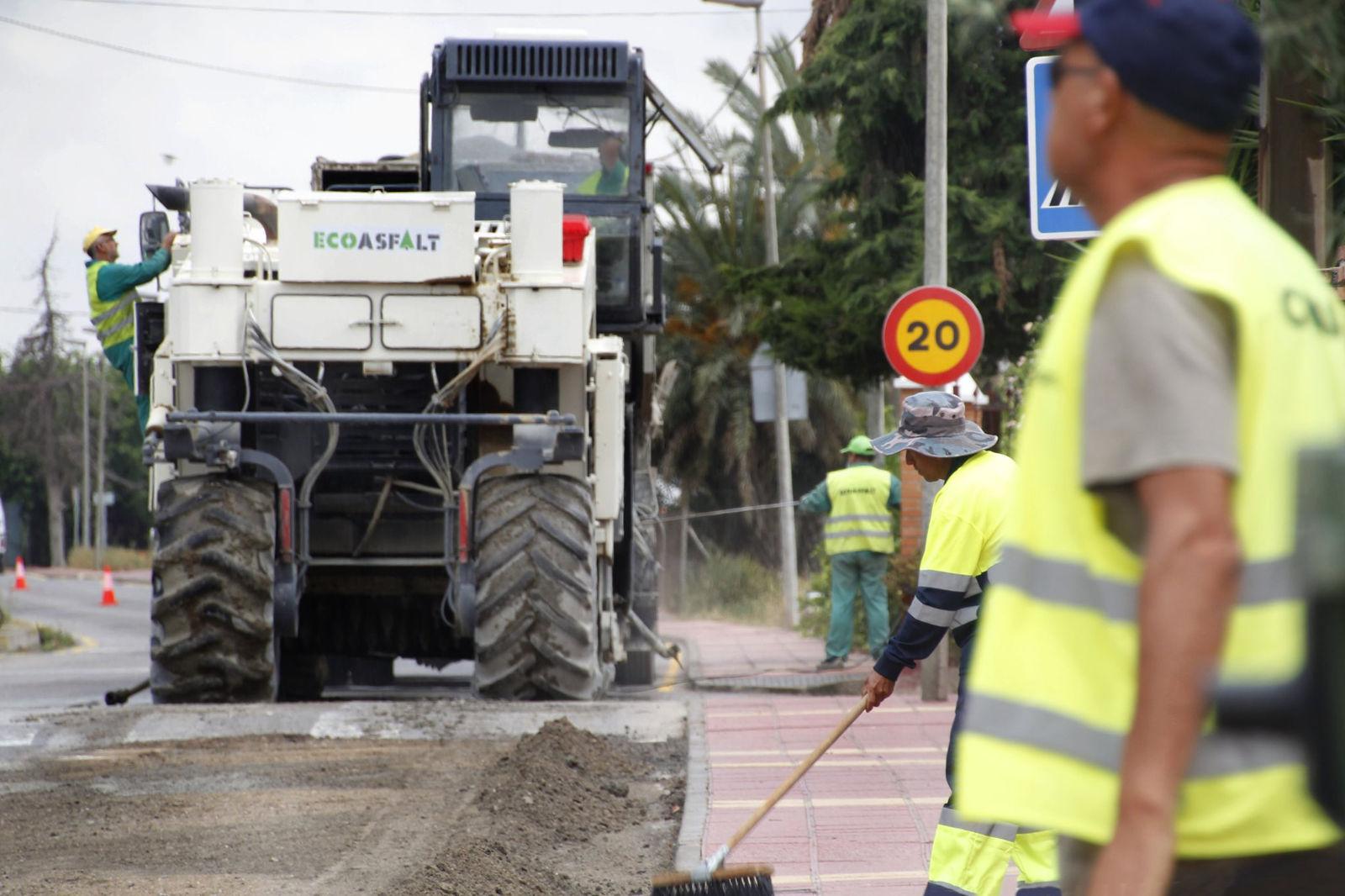 20200608_Mejora carretera Orilla del Azarbe