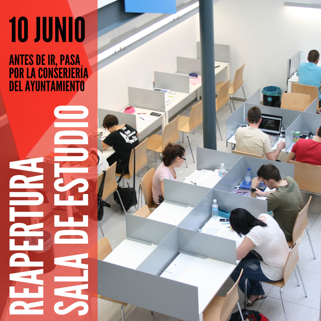 20200610_Reapertura Sala de Estudio