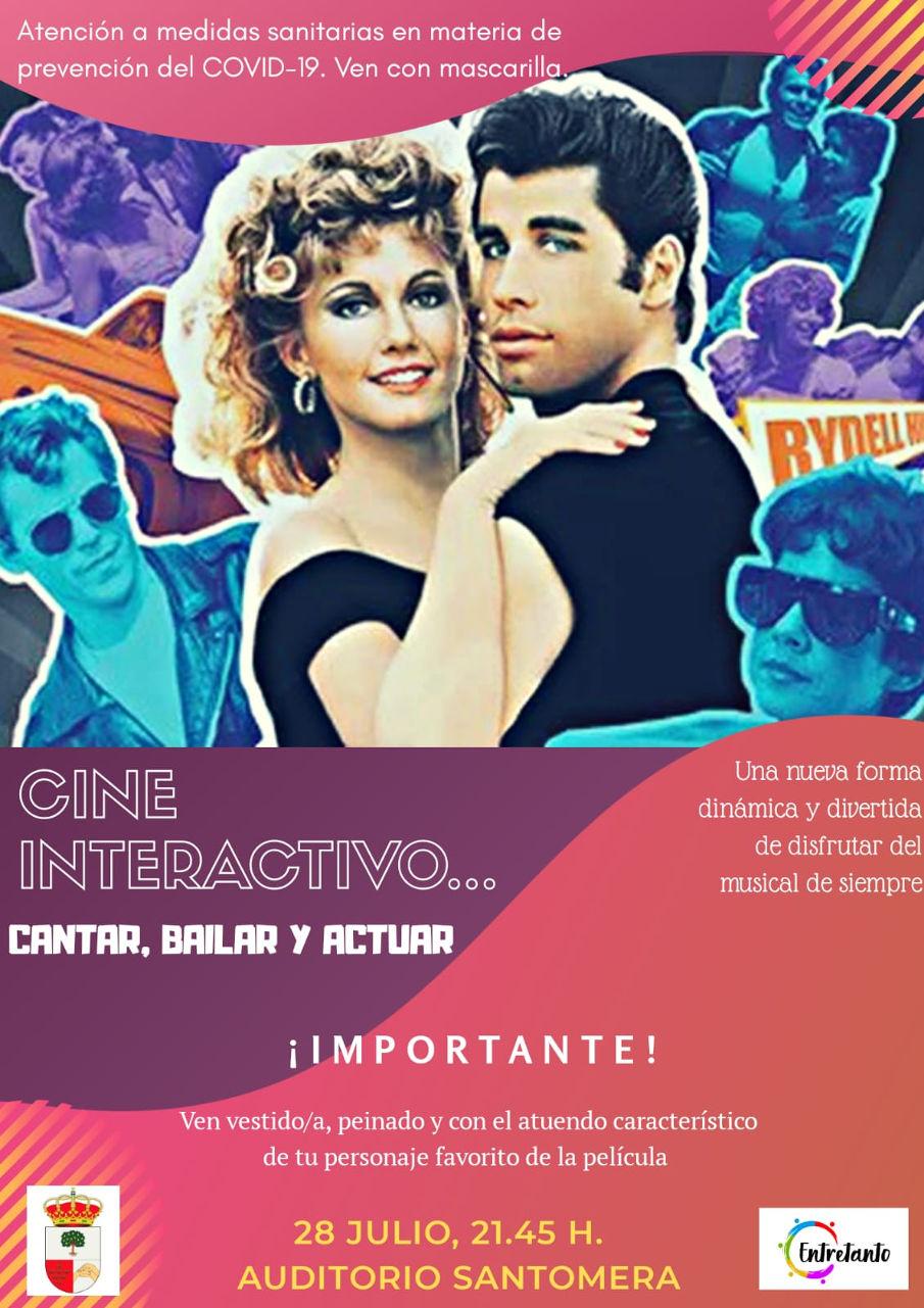20200728_Cine de Verano_Grease