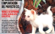 20200911_Charla informativa Gestion de colonias felinas e implantación del proyecto CES