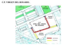 20200913_Restricciones trafico Rosario vuelta al cole