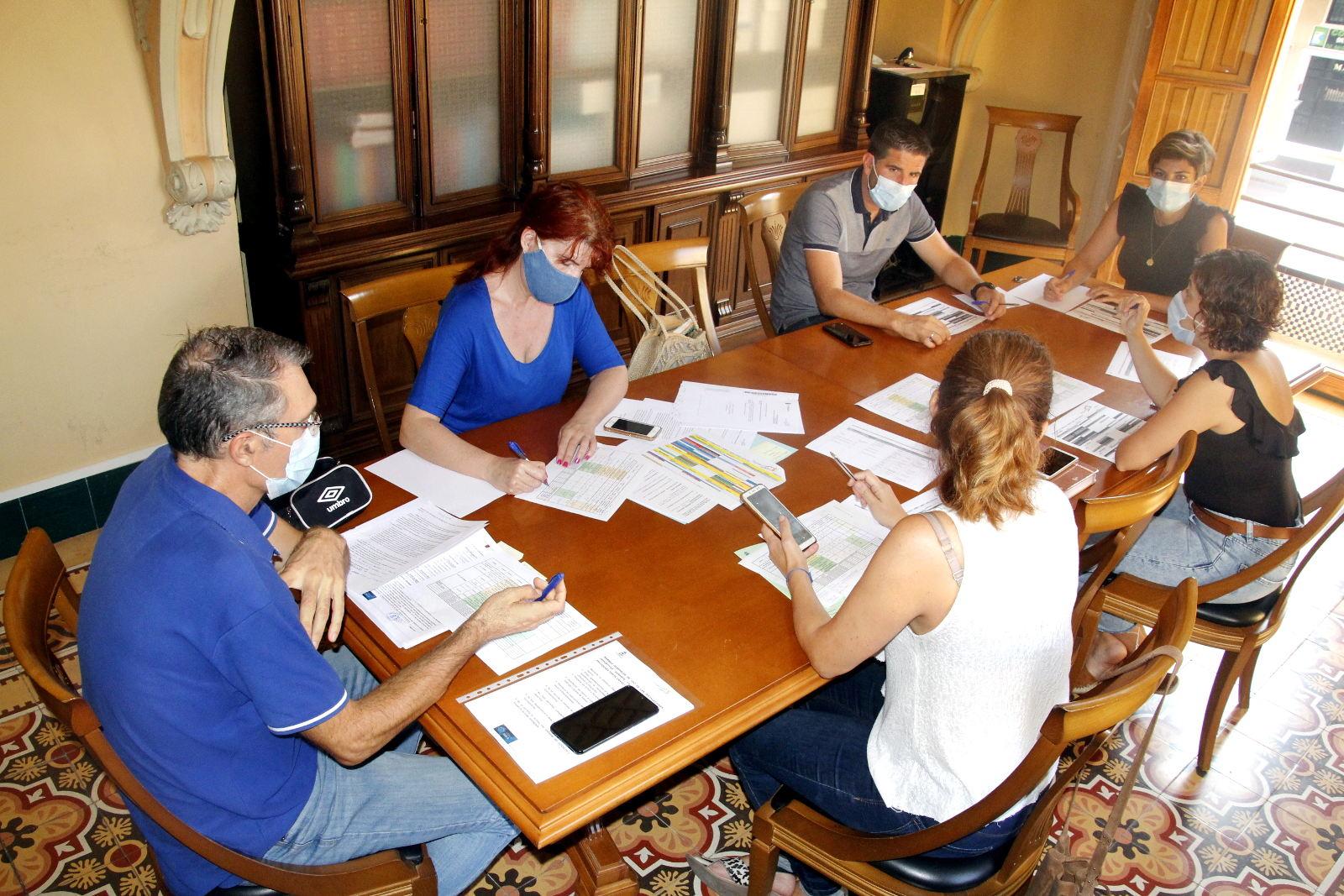 20200915_Reunion organizacion actividades