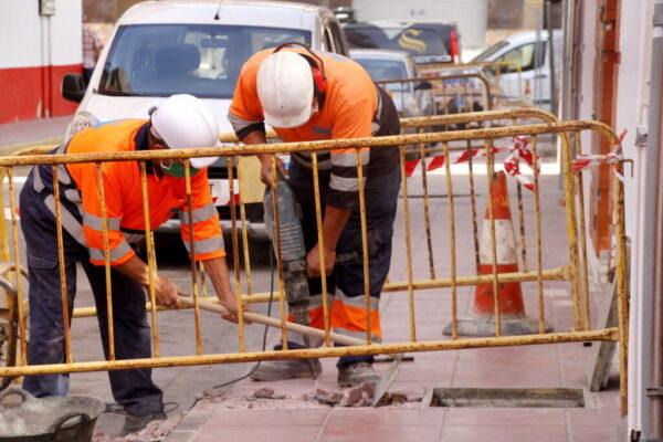20200930_Obras agua calle Concha Castañedo