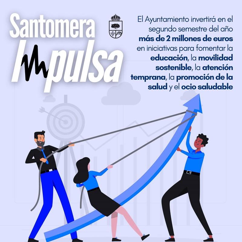 Santomera Impulsa
