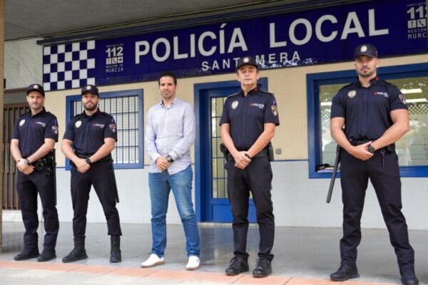 20211004_Nuevos agentes Policia Local