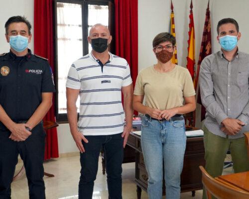 20211013_Nuevo agente Policia Local